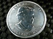 CANADA Silver Coin ELIZABETH $5 SILVER COIN